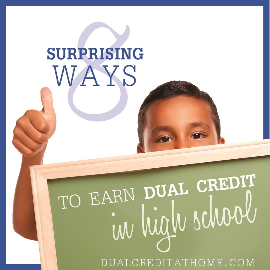 8 Surprising Ways to Earn Dual Credit in High School