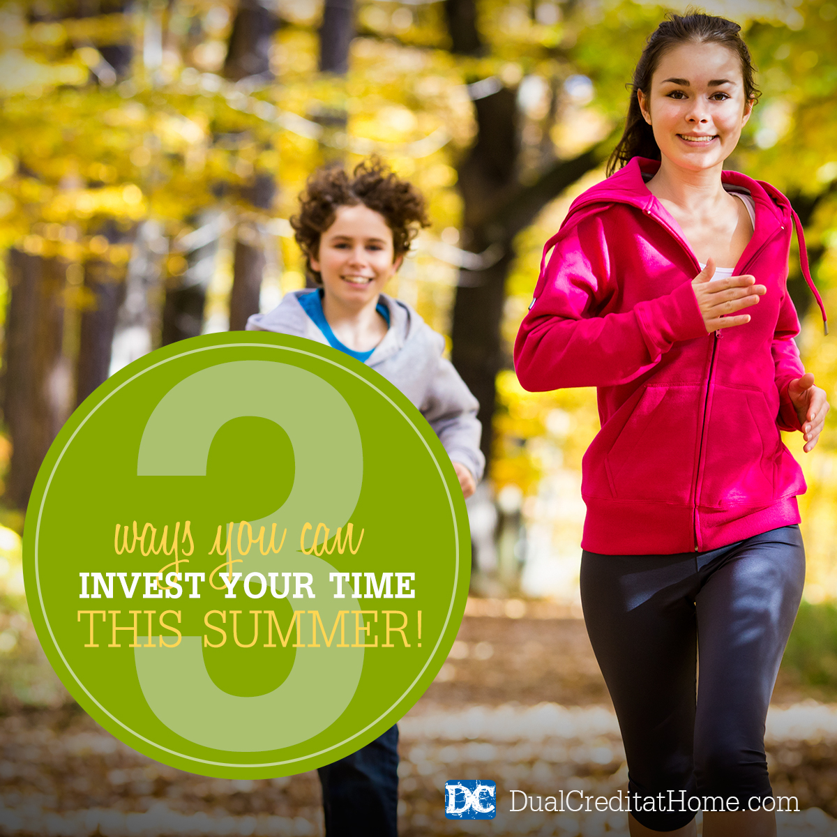 3 Ways You Can Invest Your Time This Summer