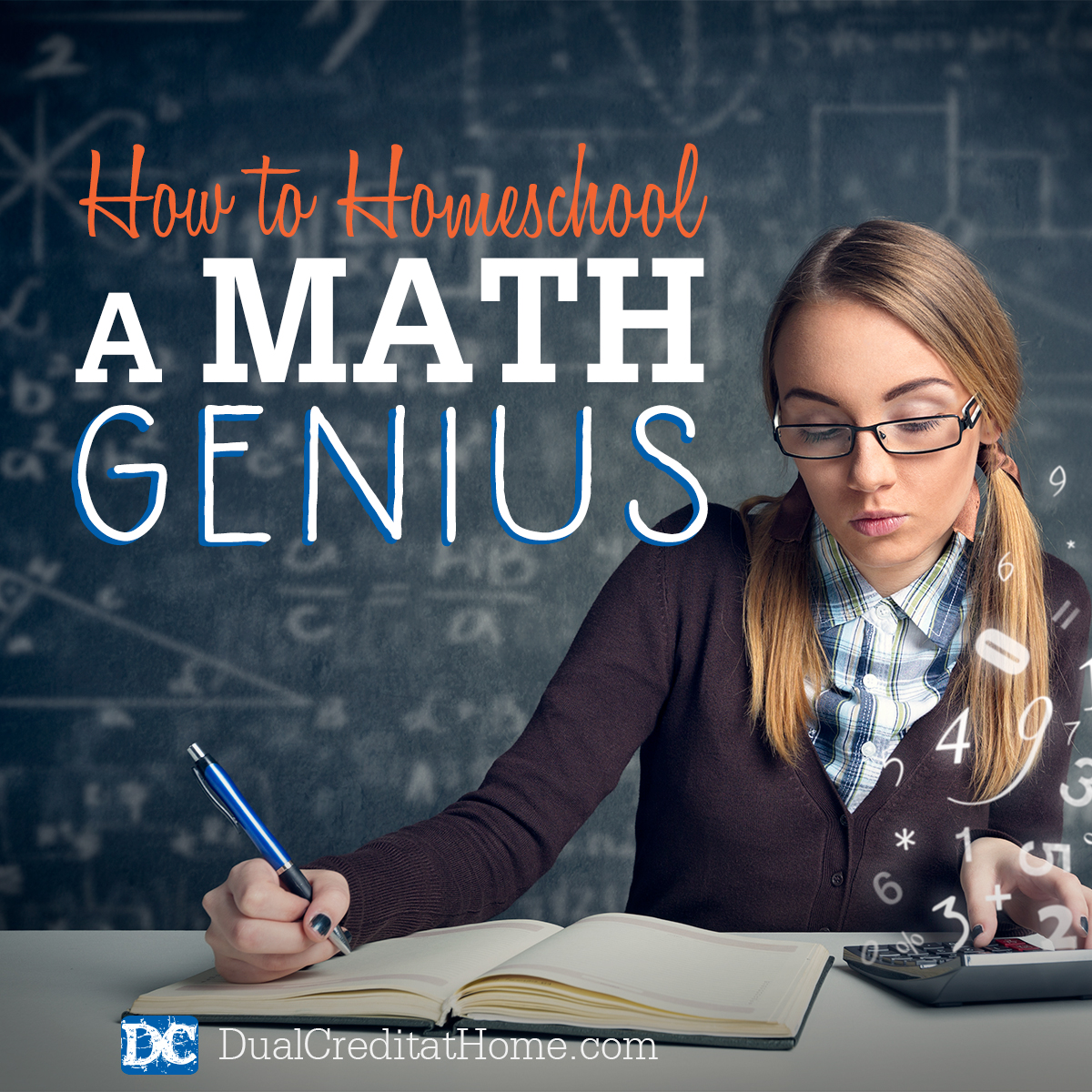 How to Homeschool a Math Genius