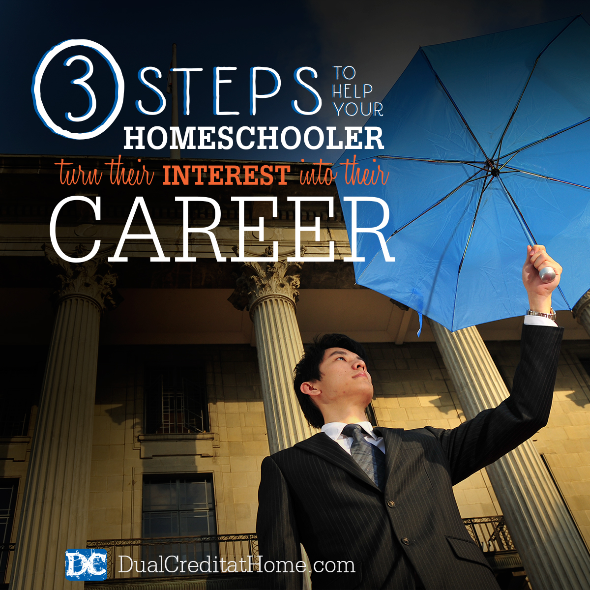 3 Steps to Help Your Homeschooler Turn their Interest into their Career