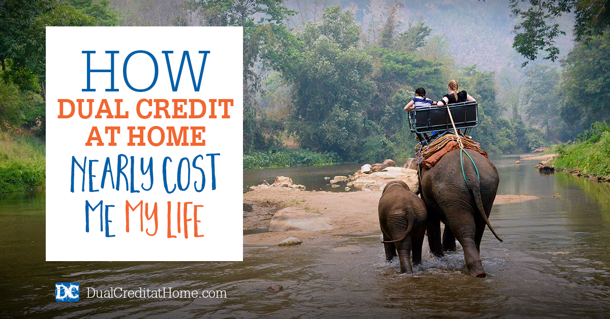 How Dual Credit at Home Nearly Cost Me My Life