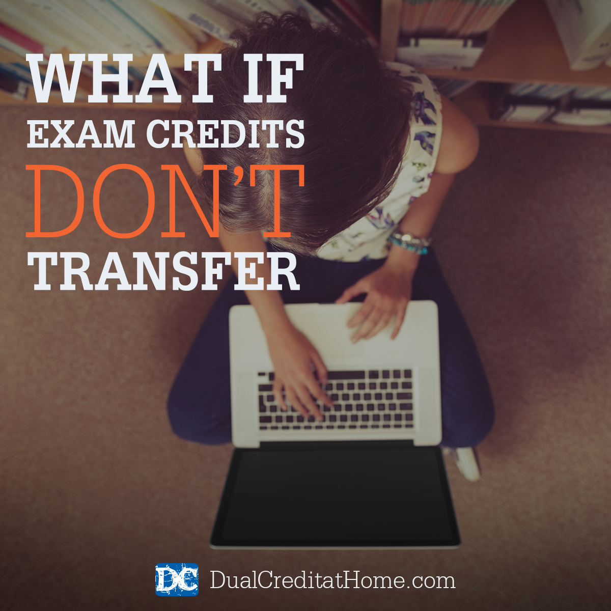 What if Exam Credits Don't Transfer