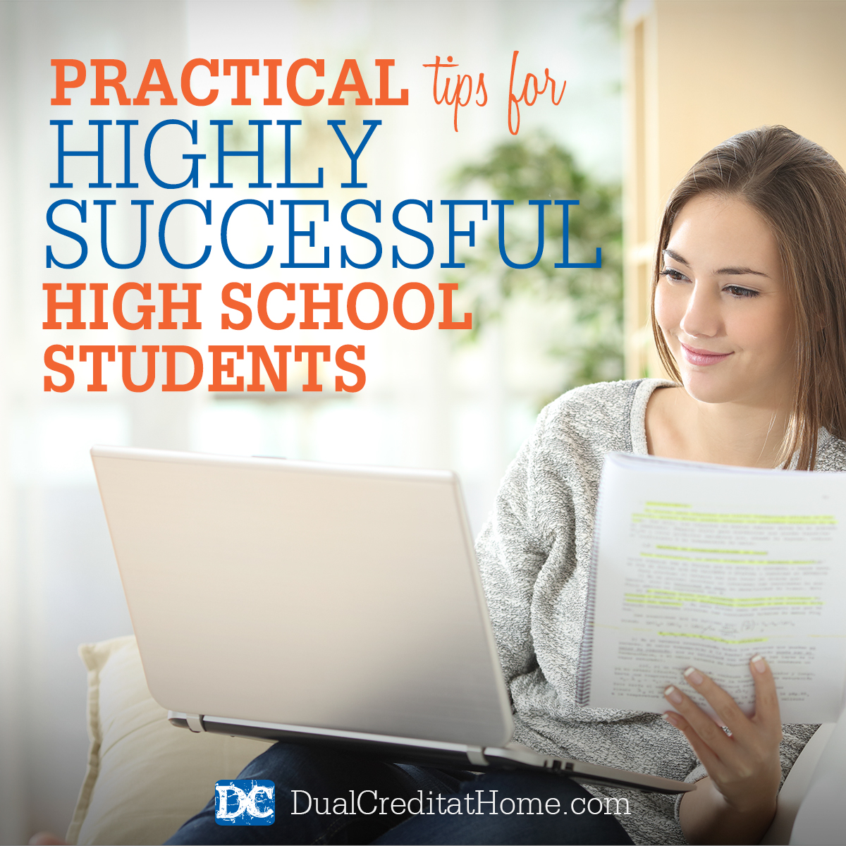 Practical Tips for Highly Successful High School Students