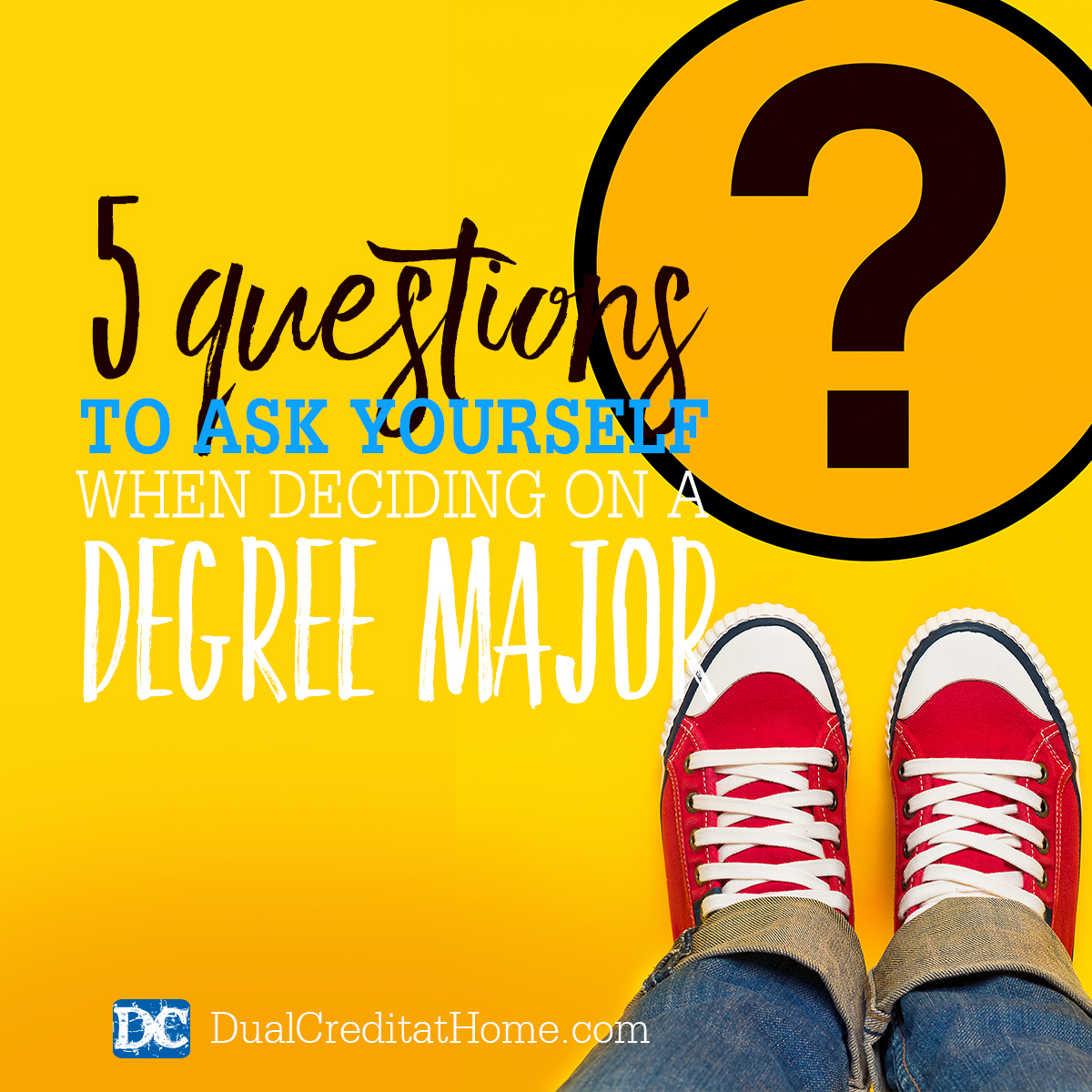 5 Questions to Ask Yourself When Deciding on a Degree Major