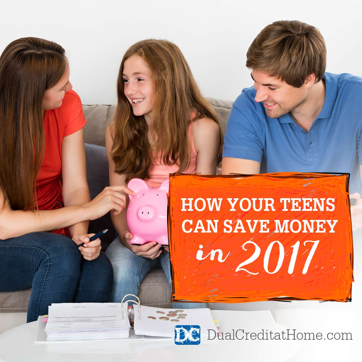 How Your Teens Can Save Money in 2017