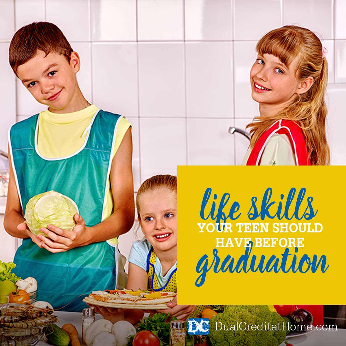 Life Skills Your Teen Should Have Before Graduation