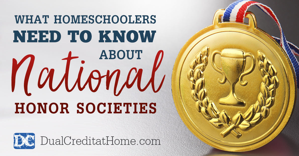 What Homeschoolers Need to Know about National Honor Societies