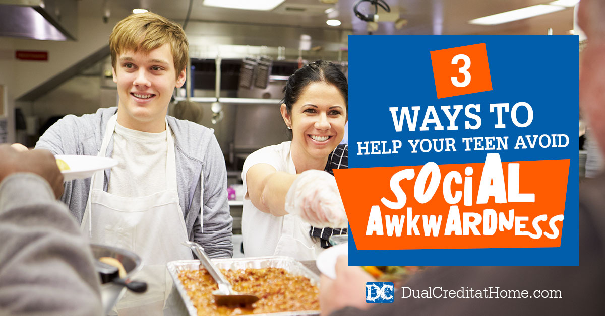 3 Ways To Help Your Teen Avoid Social Awkwardness