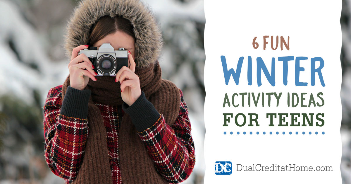 6 Fun Winter Activity Ideas for Teens