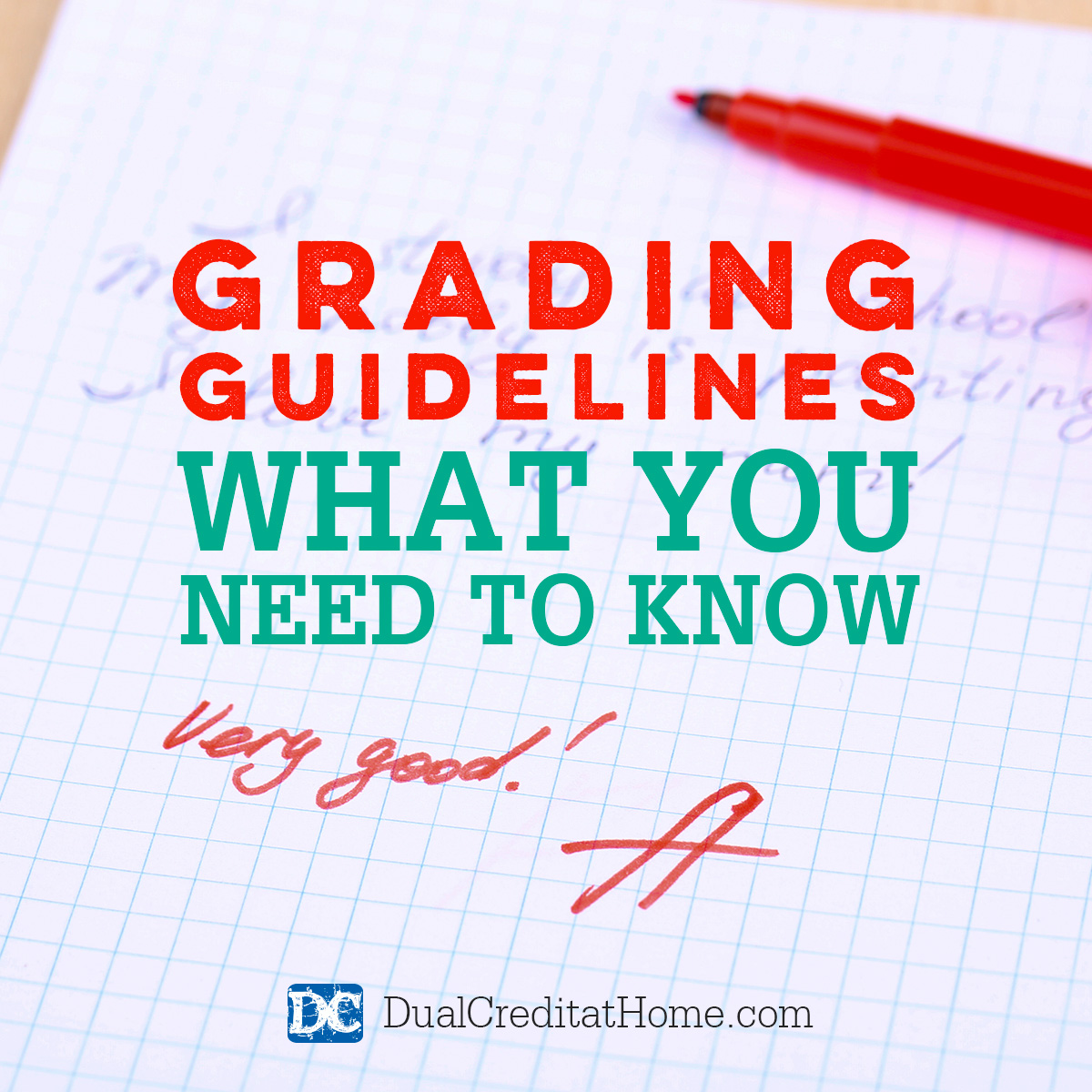 Grading Guidelines: What You Need to Know