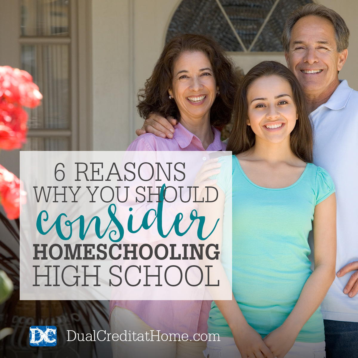 6 Reasons Why You Should Consider Homeschooling High School