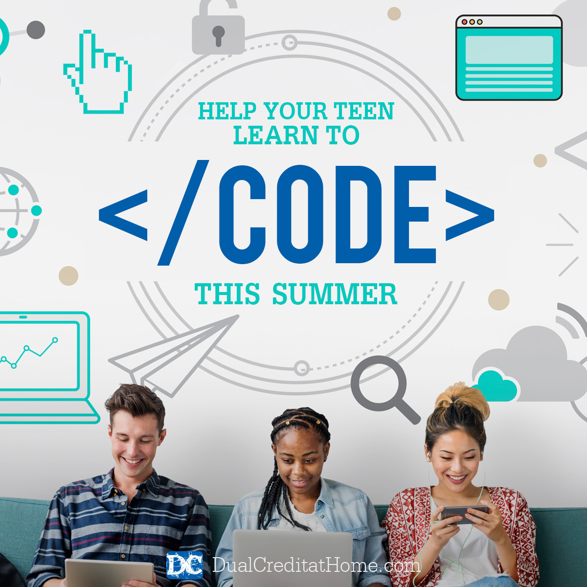 Help Your Teen Learn to Code this Summer