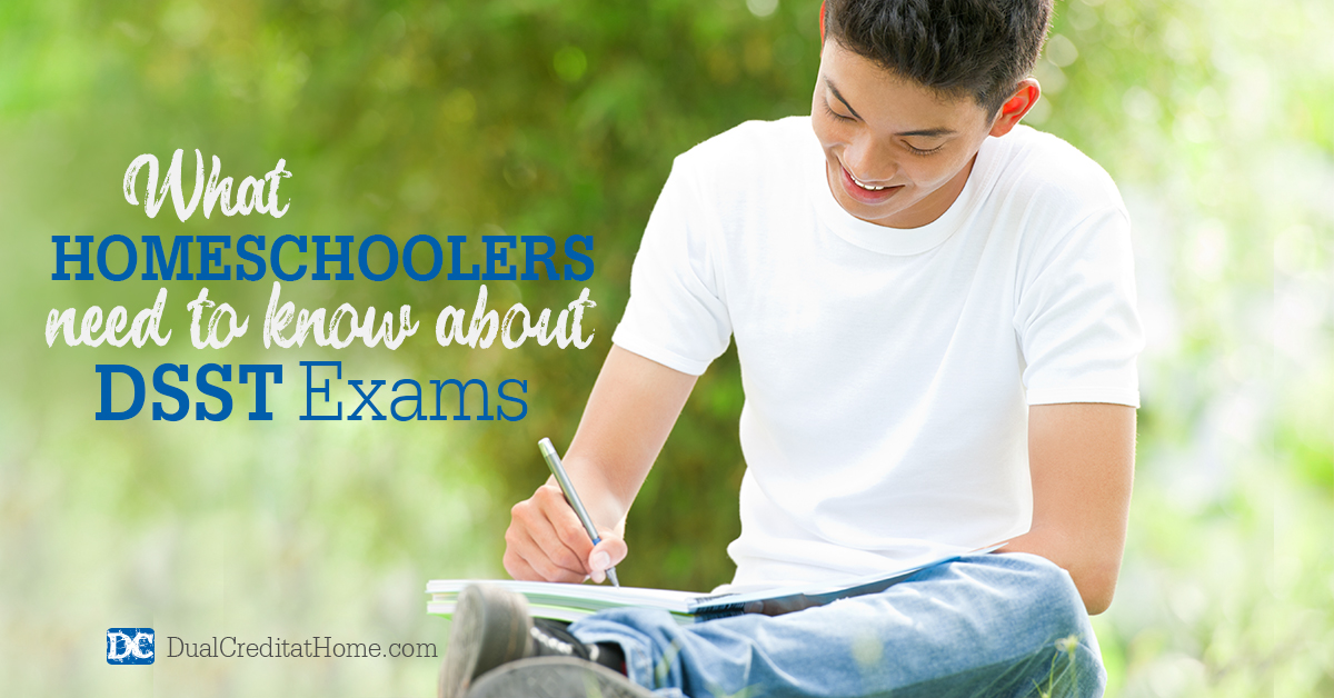 What Homeschoolers Need to Know about DSST Exams