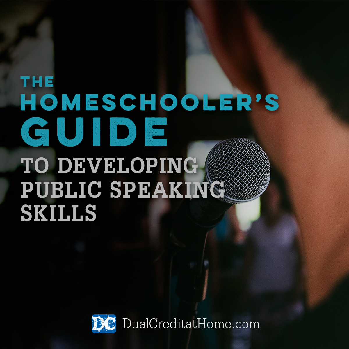 The Homeschooler's Guide to Developing Public Speaking Skills