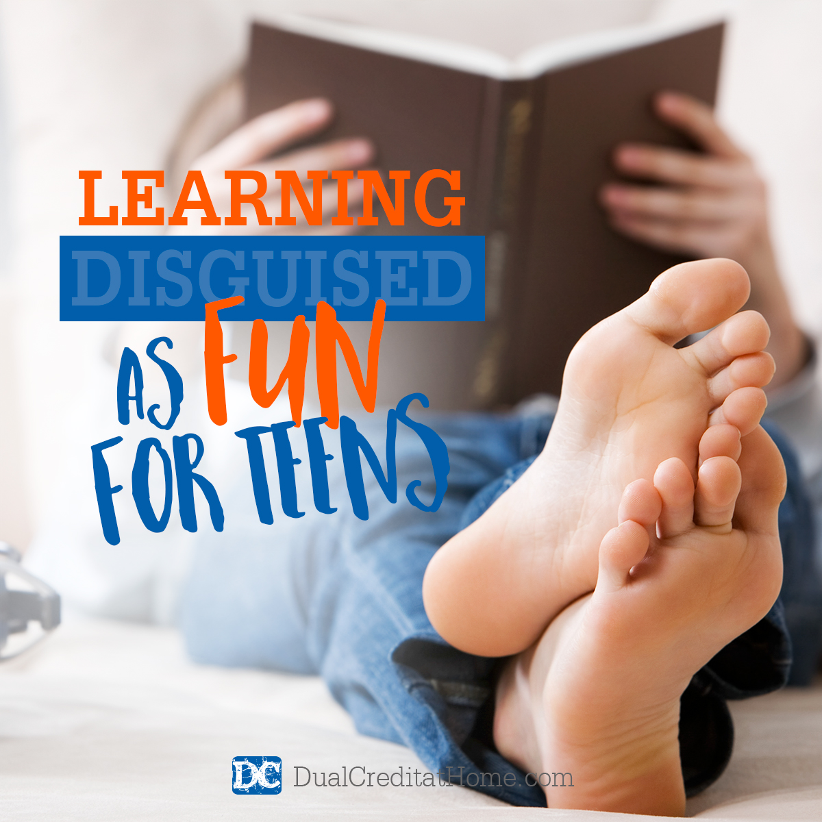 Learning Disguised as Fun for Teens