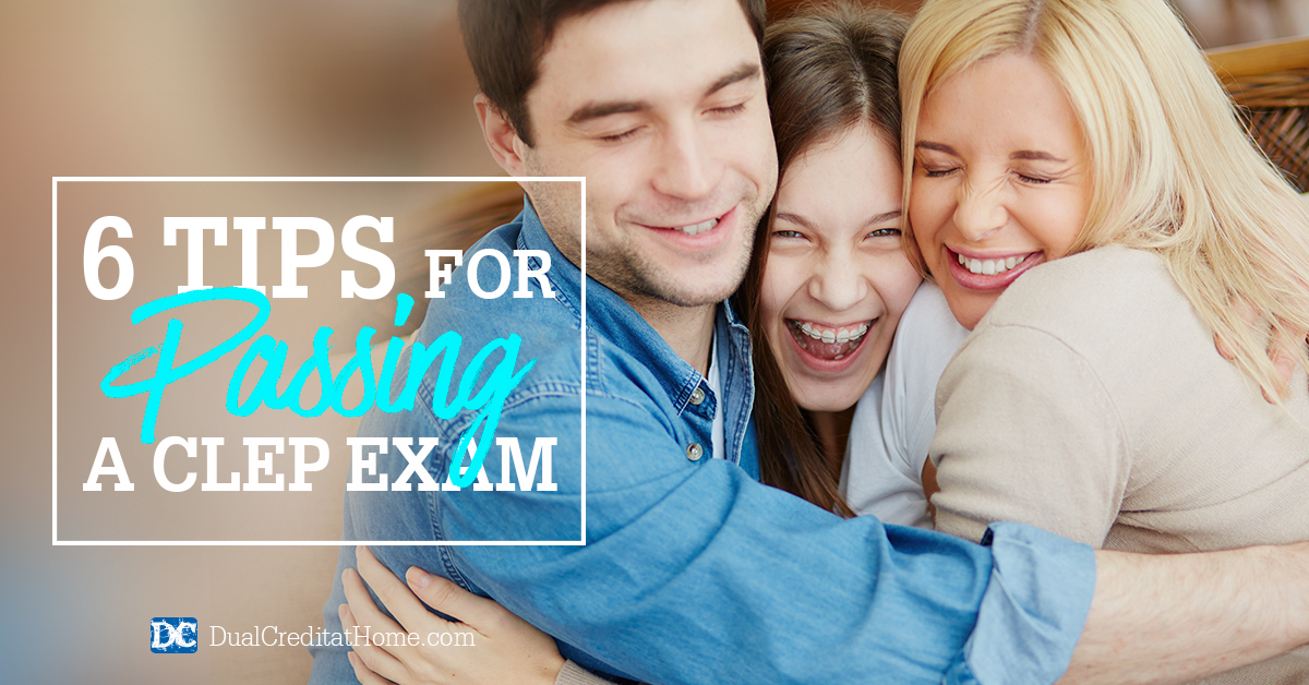 6 Tips for Passing a CLEP Exam