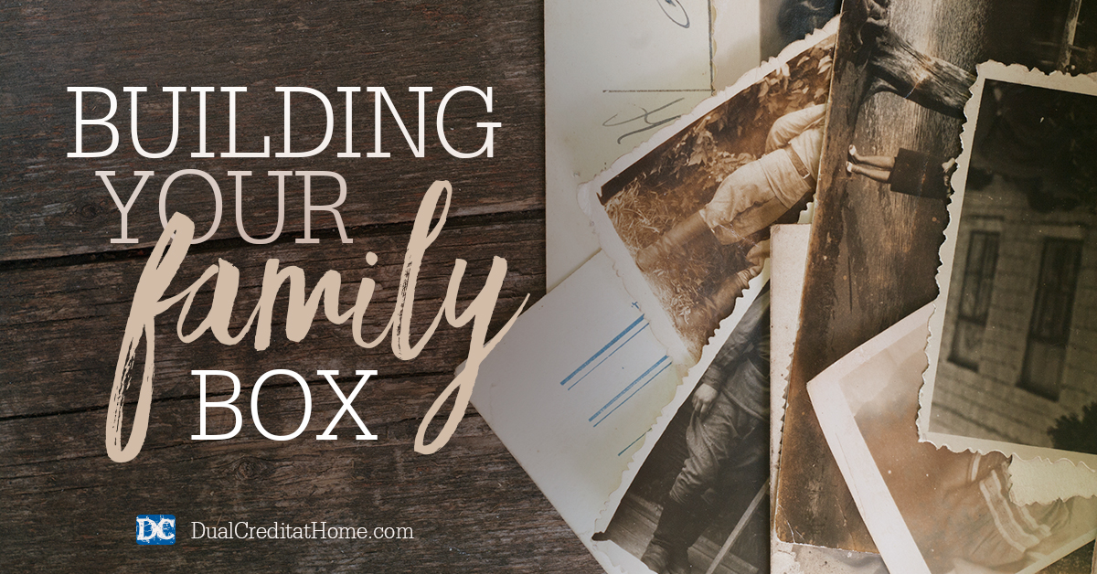 Building Your Family Box