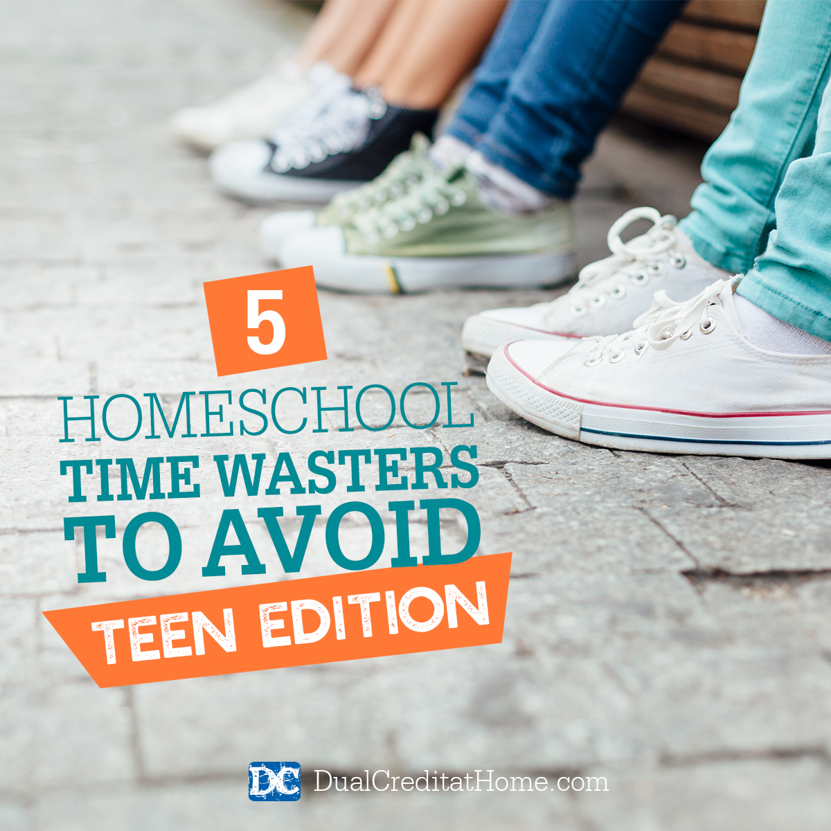 5 Homeschool Time Wasters to Avoid - Teen Edition
