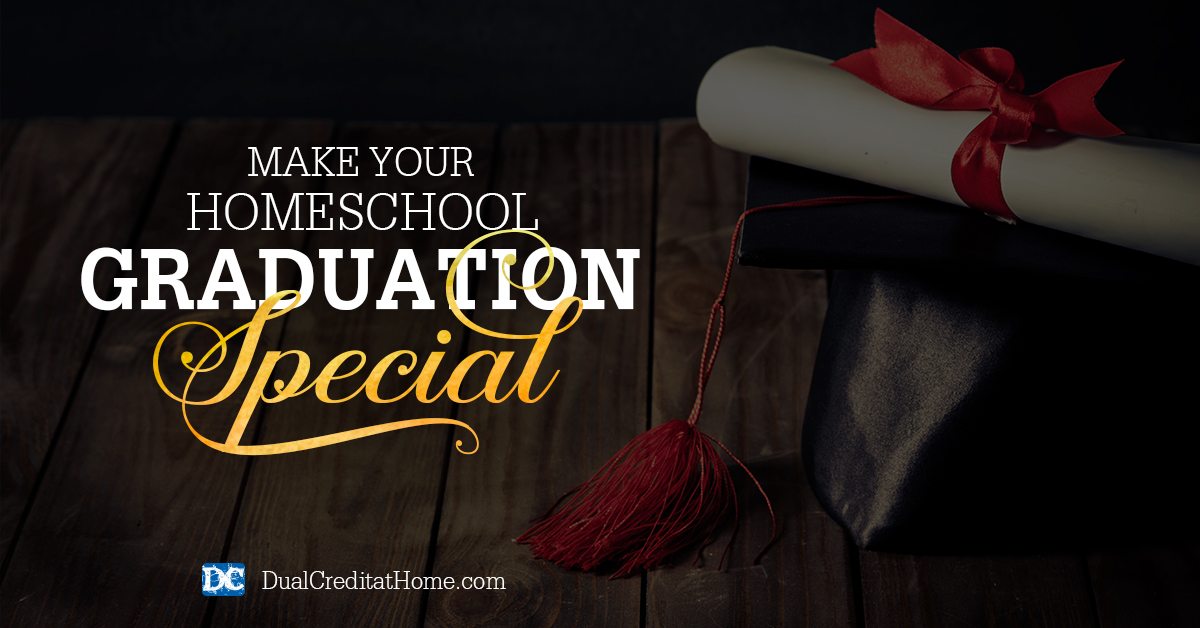 Make Your Homeschool Graduation Special