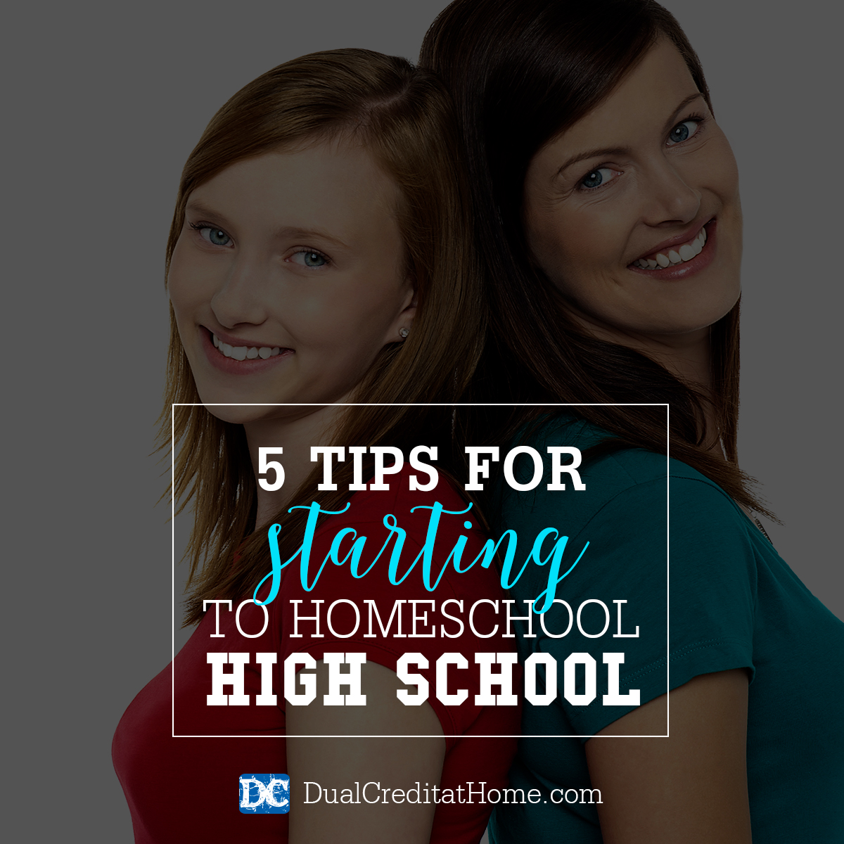 5 Tips for Starting to Homeschool in High School