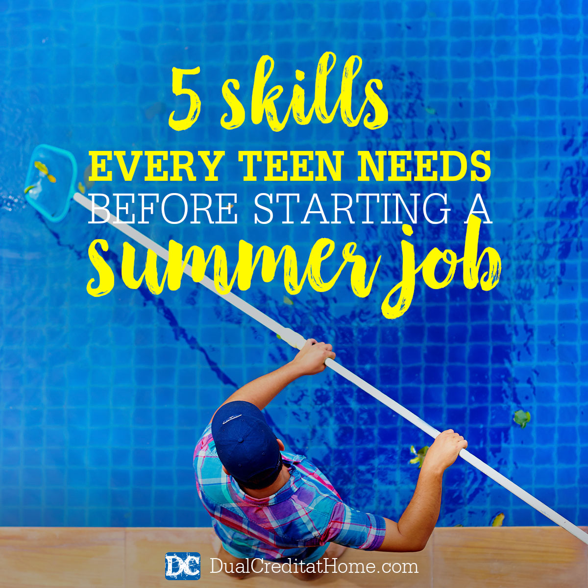 5 Skills Every Teen Needs Before Starting Summer Job