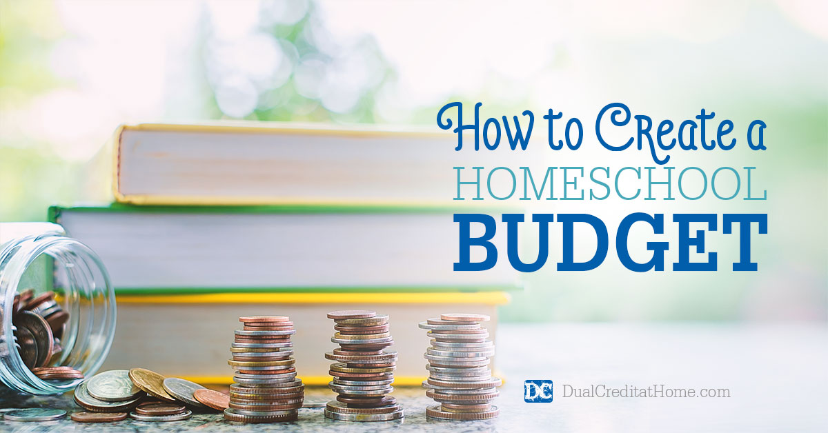 How to Create a Homeschool Budget