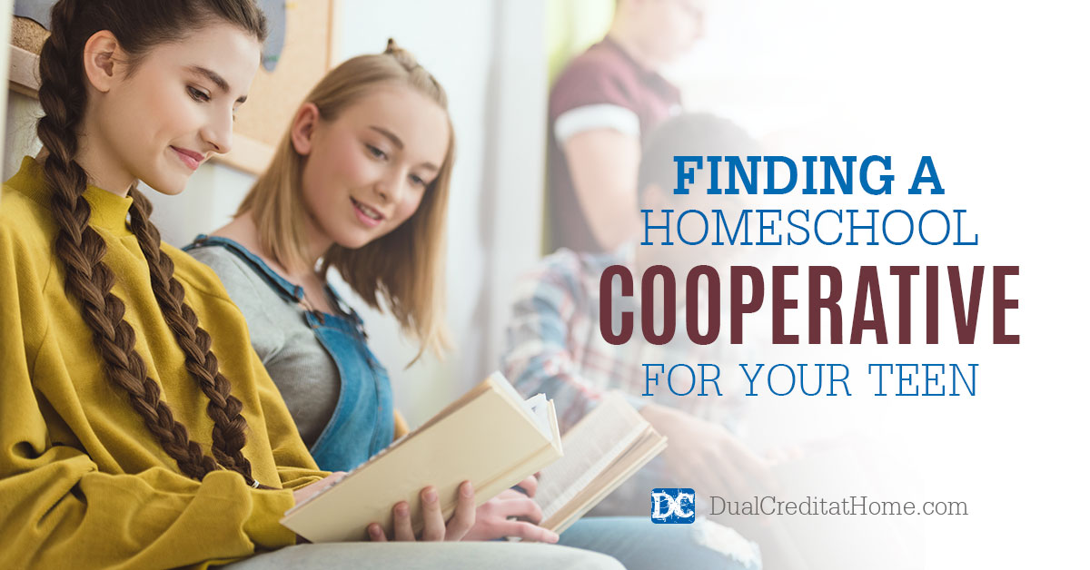 Finding A Homeschool Cooperative For Your Teen
