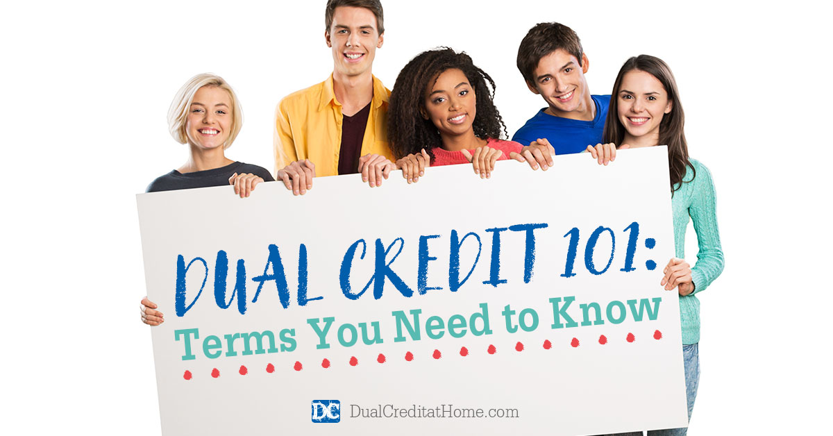 Dual Credit 101: Terms You Need to Know