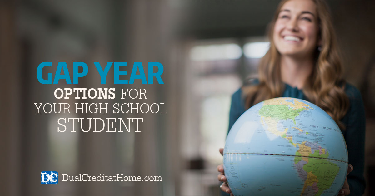 Gap Year Options for your High School Student