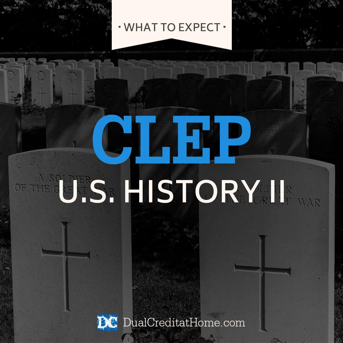 US History II CLEP Exam
