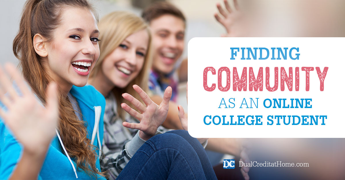 Finding Community as an Online College Student