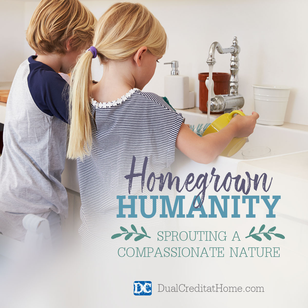 Homegrown Humanity - Sprouting a Compassionate Nature