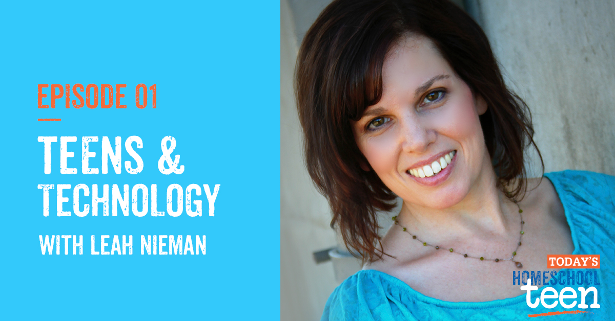 Episode 1: Teens & Technology with Leah Nieman