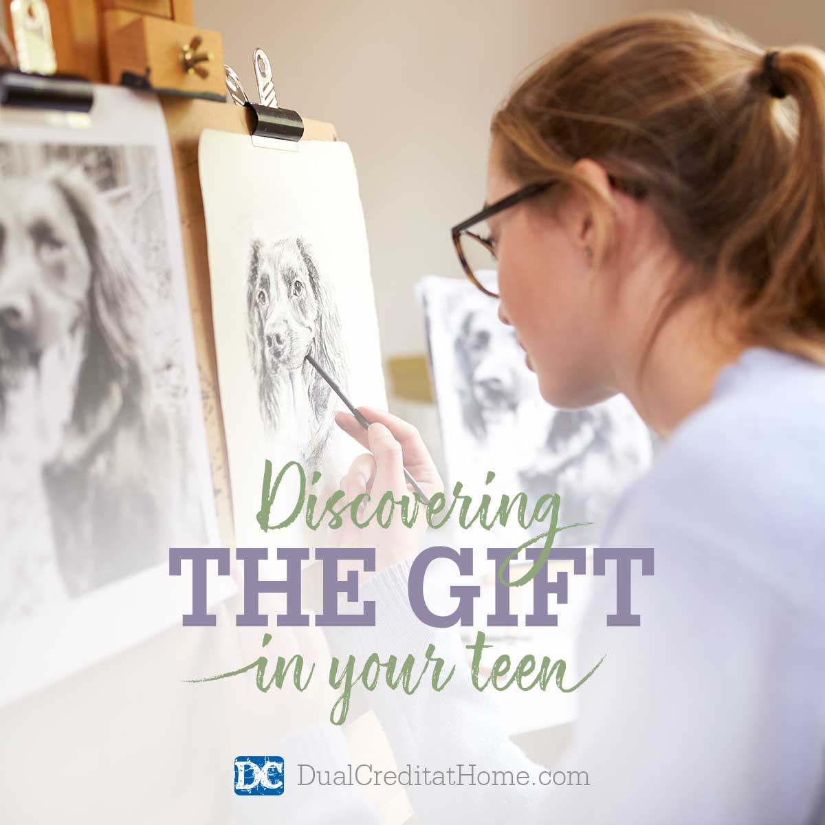 DIscovering the Gift in Your Teen