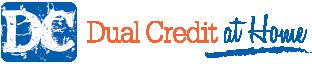 Dual Credit at Home Logo