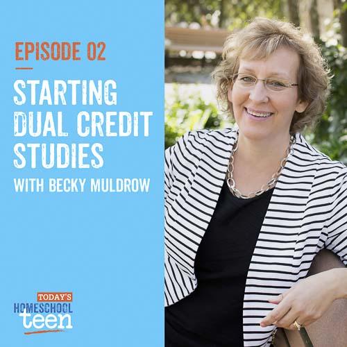 Starting Dual Credit Studies