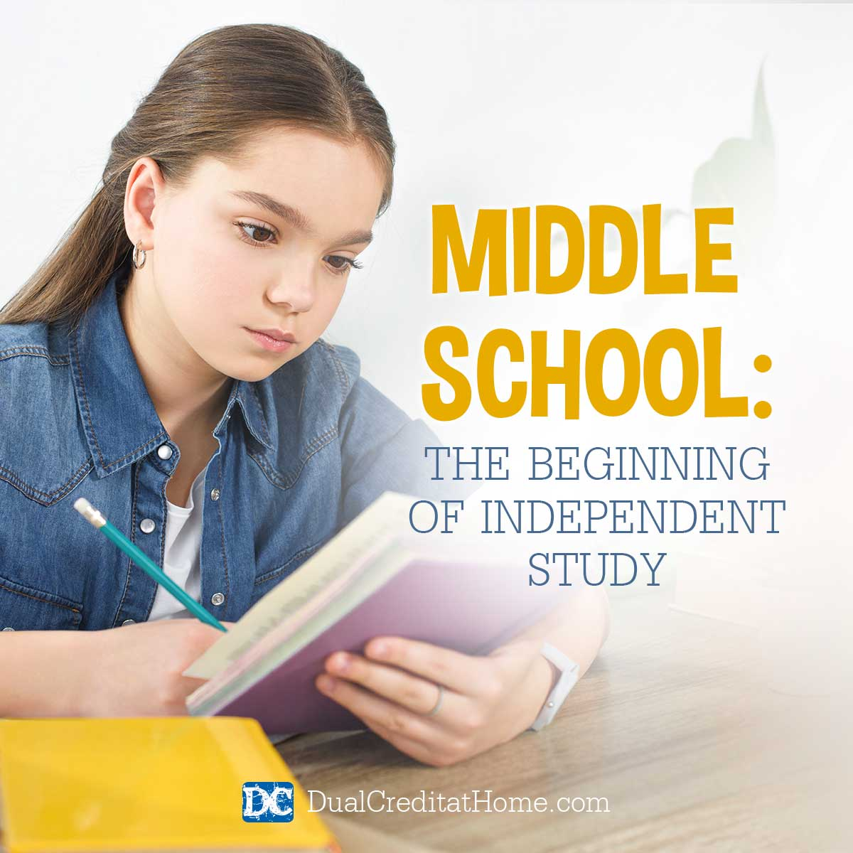Middle School: The Beginning of Independent Study