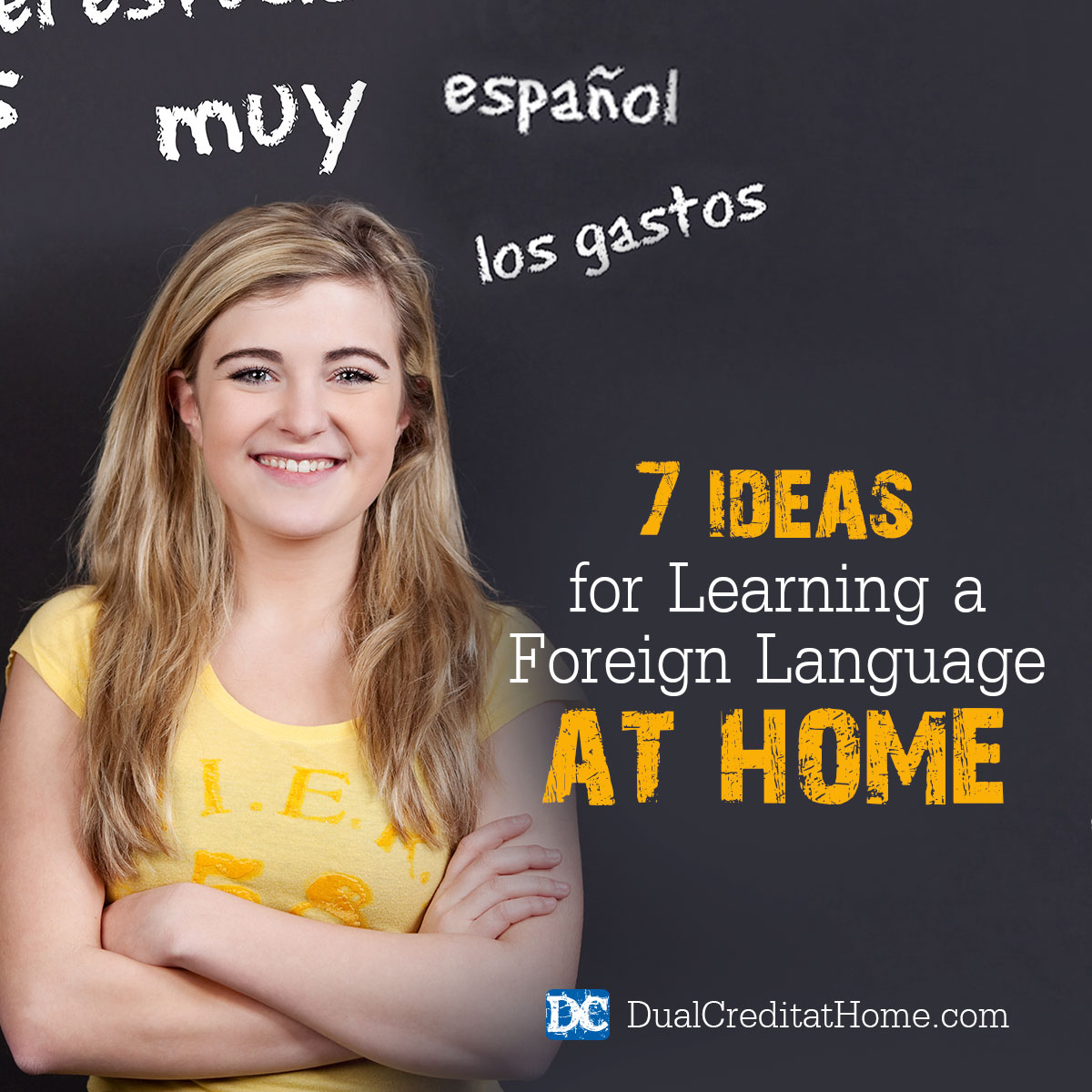 7 Ideas for Learning a Foreign Language at Home