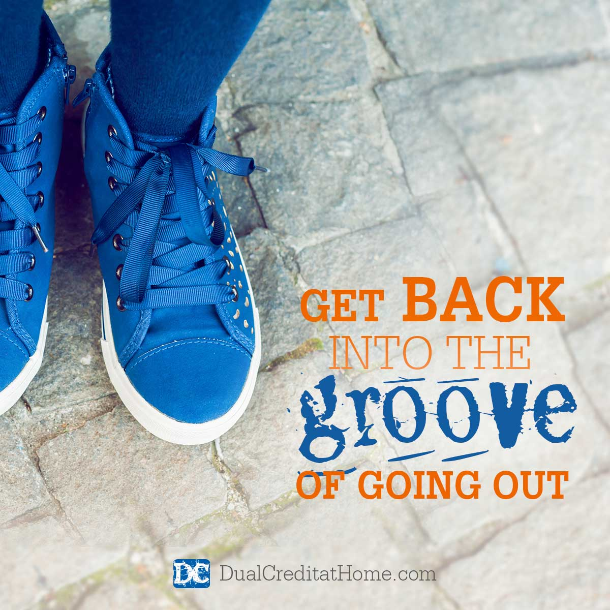 Get Back Into The Groove of Going Out