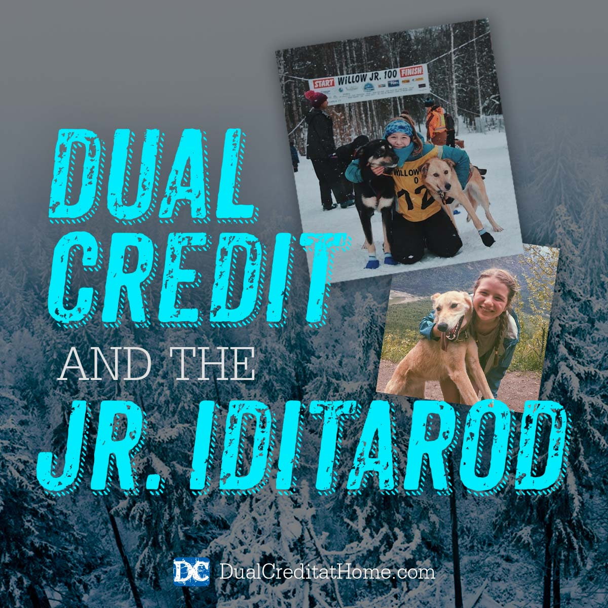 Dual Credit and the Jr. Iditarod