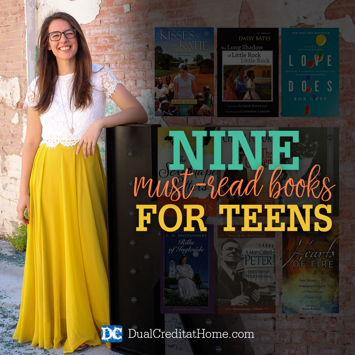 Nine Must-Read Books for Teens