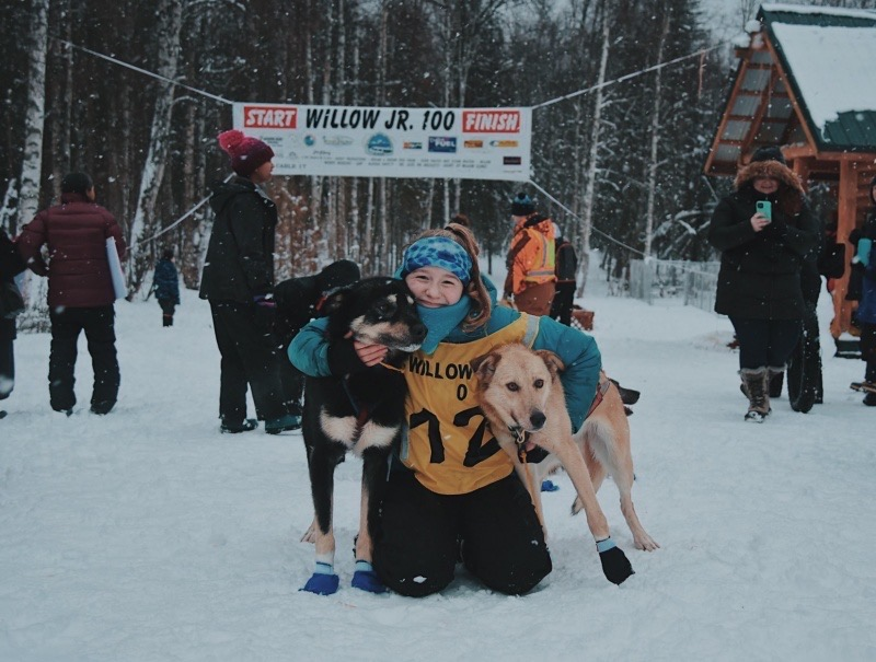 Anna Coke Jr. Iditarod Dual Credit