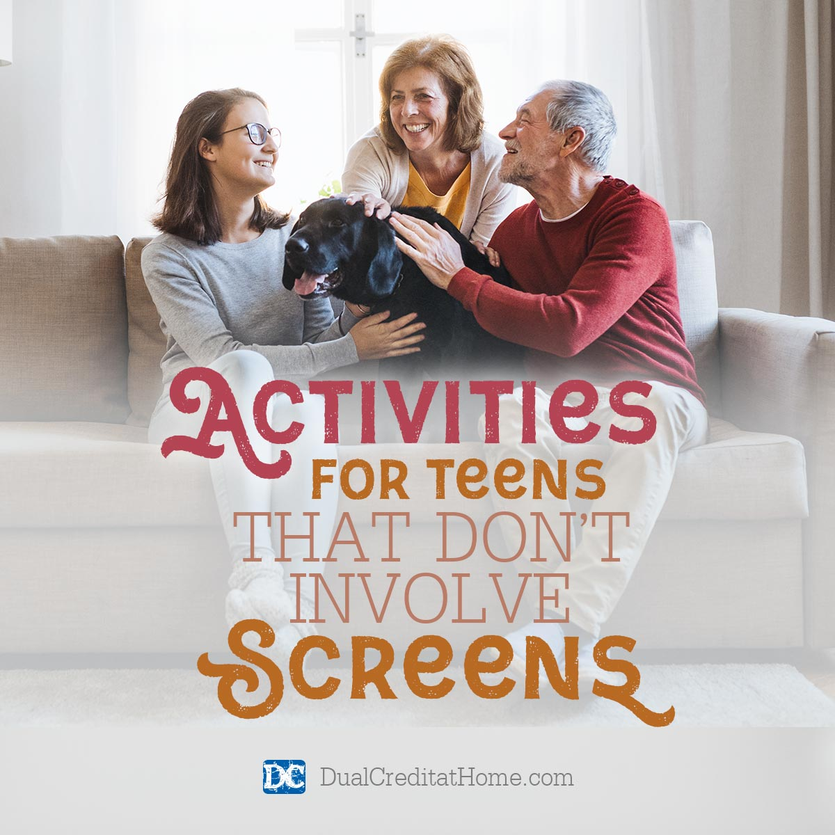 Activities for Teens that Don't Involve Screens
