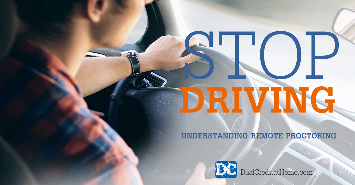 Stop Driving: Understanding Remote CLEP Proctoring