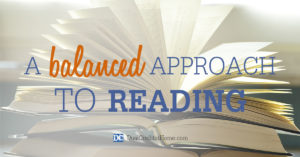 A Balanced Approach to Reading